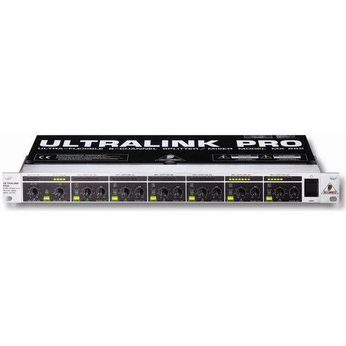 Behringer MX882 Ultralink Pro mikser / spliter