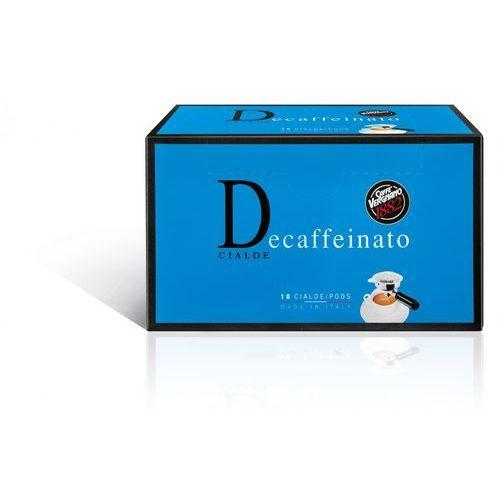 Vergnano Kawa porcjowana Decaffeinato 4 x 18szt (8595631700501)