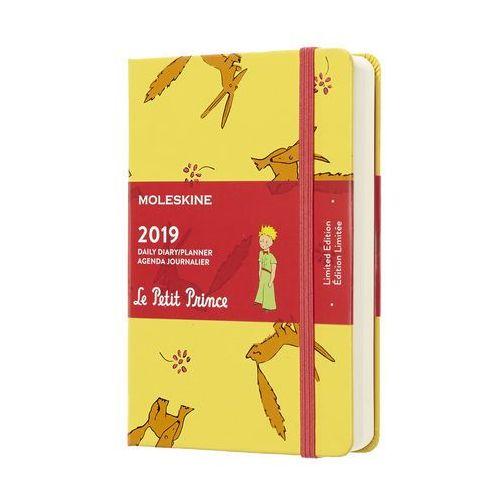 Kalendarz Moleskine 2019 Dzienny, Pocket, MAŁY KSIĄŻE edycja specjal;na, 1717080