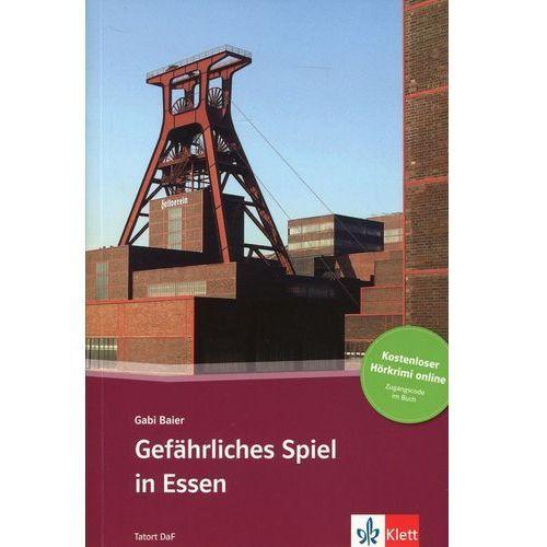 Gefahrliches Spiel in Essen + Audio-online, Gabi Baier