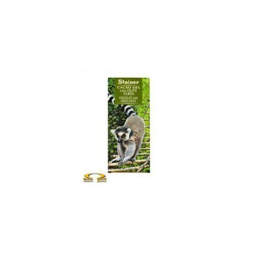 Czekolada Stainer 68% z zielonymi oliwkami, AD71-30445
