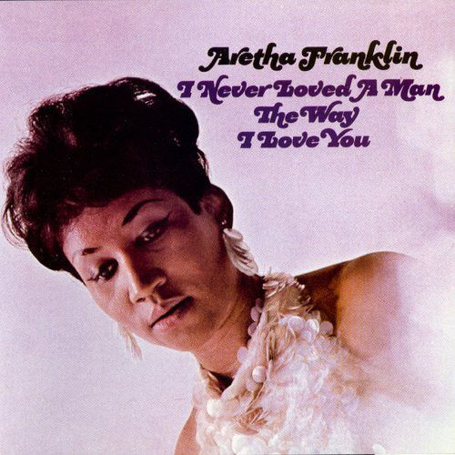 I never loved a man - aretha franklin (płyta cd) marki Warner music / atlantic