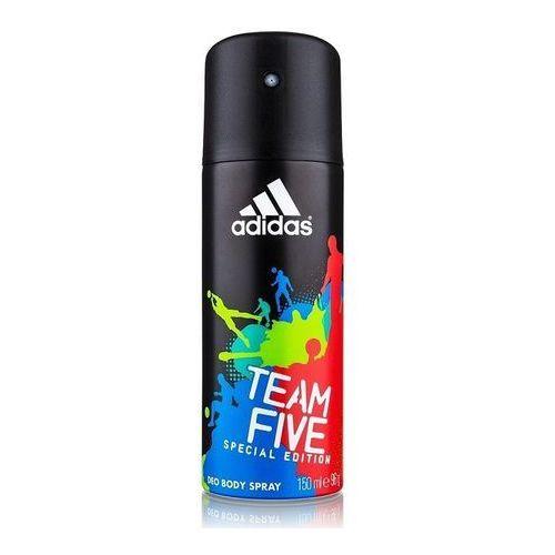 team five men, 150 ml. dezodorant spray - adidas marki Adidas