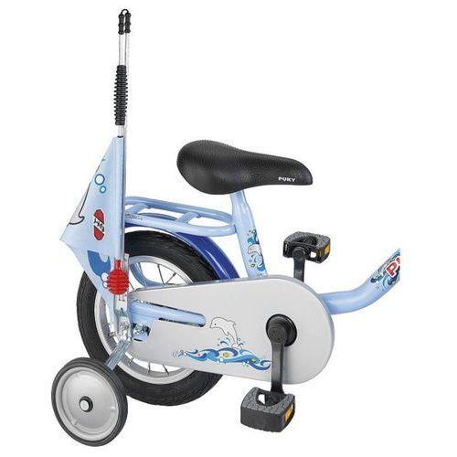 dla bezpieczeństwa flaga do hulajnogi i rowery PUKY oceańska niebieska 9326, Puky