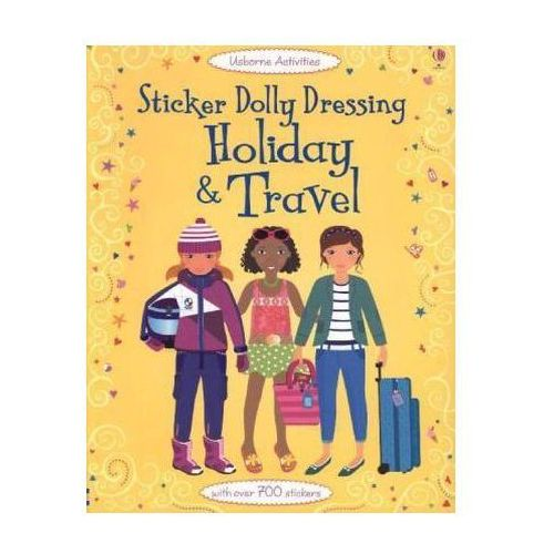 Sticker Dolly Dressing Holiday & Travel (9781409557319)