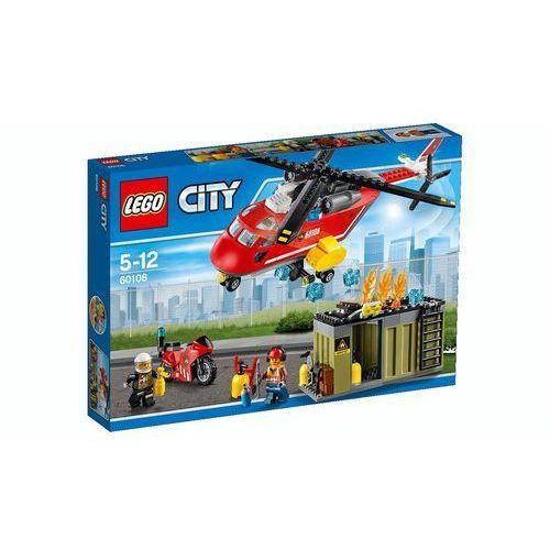 Lego City Helikopter strażacki ze sklepu SELKAR