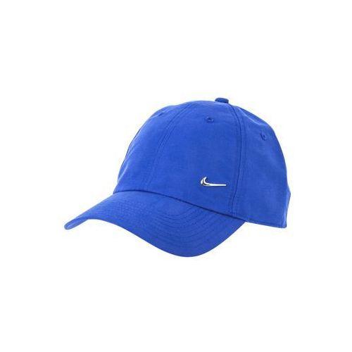 Nike Sportswear HERITAGE Czapka z daszkiem deep royal blue/metallic silvercoloured
