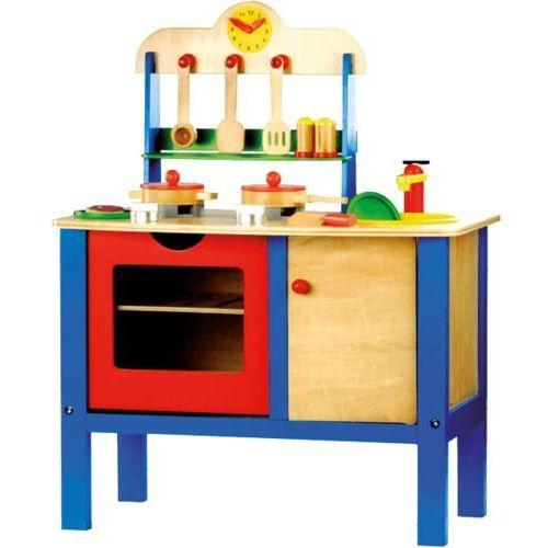 BRIO Drewniana kuchenka dziecięca, kolor czarny,…  Zakupy   # Kuchnia Drewniana Brio