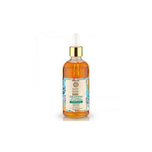 Rokitnikowy olejek na WZROST WŁOSÓW - NATURA SIBERICA (odżywianie włosów)