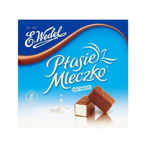 E. wedel 380g ptasie mleczko śmietankowe w mocno mlecznej czekoladzie