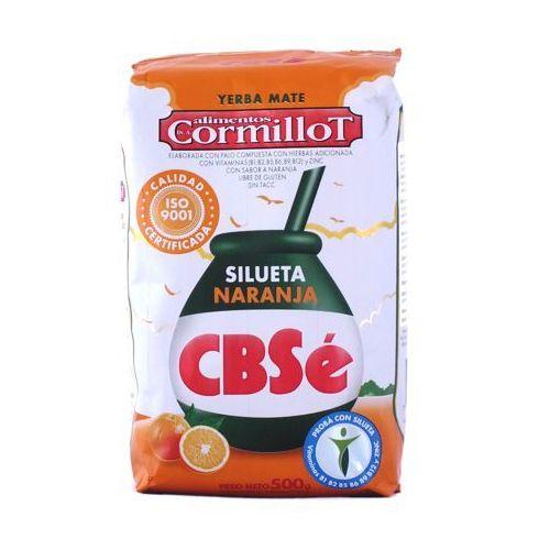 Jamba Herbata cbse silueta naranja pomarańczowa 500 g