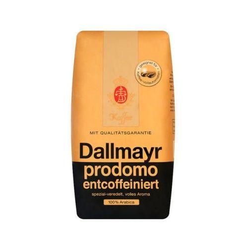 DALLMAYR 500g Prodomo Entcoffeiniert Niemiecka kawa ziarnista bezkofeinowa import