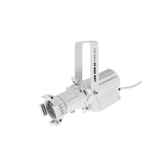 led pfe-10 3000k profile mini reflektor profilowy na diodzie led - biała obudowa marki Eurolite