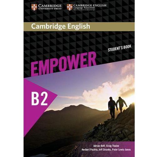 Cambridge English Empower Upper Intermediate Students Book (9781107468726)