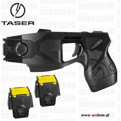 Paralizator strzelający na odległość  X26P - najnowsza wersja ZESTAW z baterią TPPM + 2 kartridże 4,6m, Taser