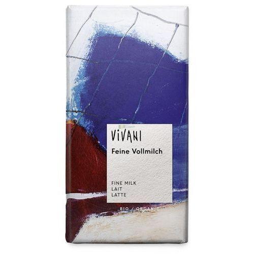 Vivani : czekolada mleczna bio - 100 g (4044889001037)