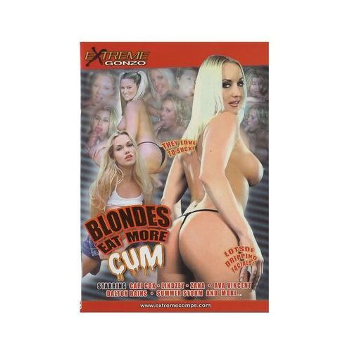 Boss of toys Dvd blondes eat more cum (0841967008124)