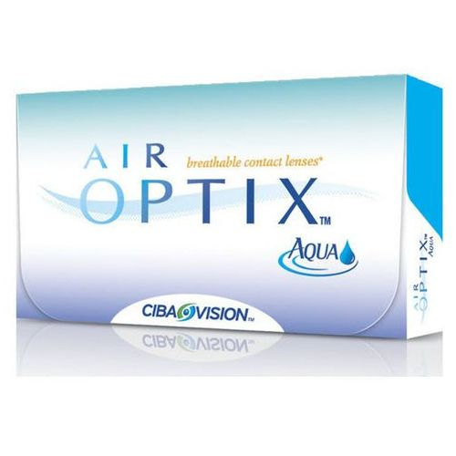 Air optix aqua - 1 sztuka marki Ciba vision