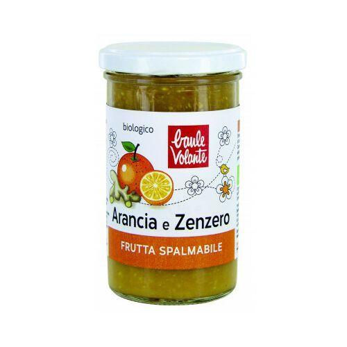 BIO Dżem z pomarańczy i imbiru 280 g 1 szt., BDPI2