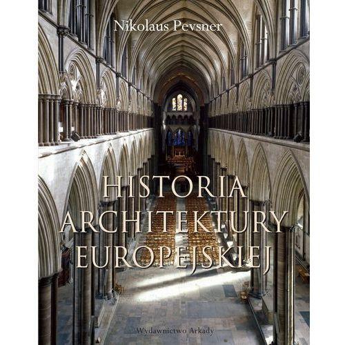 Historia architektury europejskiej (320 str.)