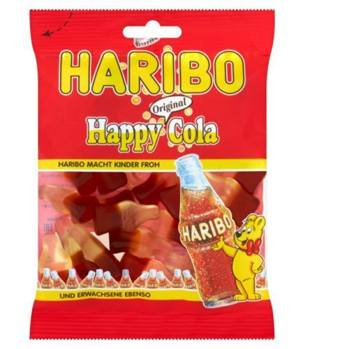 Żelki HARIBO happy cola 100g
