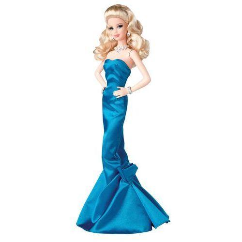 Barbie Barbie na czerwonym dywanie, Niebieska sukienka BCP88 - sprawdź w Mall.pl