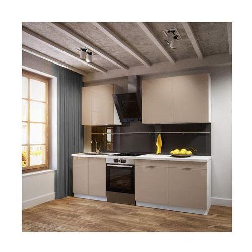 Zestaw mebli kuchennych takoma akryl 6 el. marki Classen