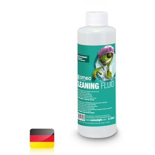 cleaning fluid 0,25l-specjalny płyn do czyszczenia wytwornic mgły, 250 ml marki Cameo