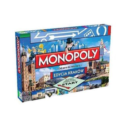 Hasbro Monopoly edycja kraków