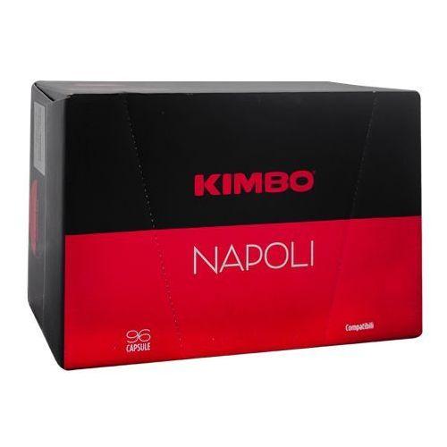 Kimbo blue napoli 96 kapsułek