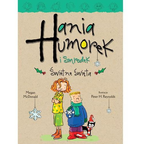 Hania Humorek i Smrodek. Świetne święta (2017)