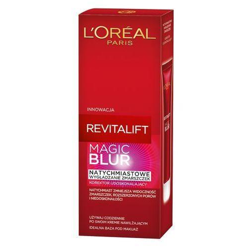 Loreal Revitalift Magic Blur, korektor udoskonalający 30ml - produkt z kategorii- kremy na noc