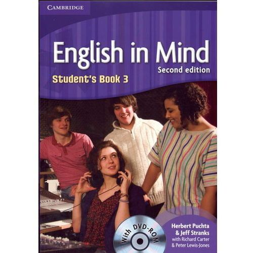 English In Mind 3 Student's Book + Cd (128 str.)