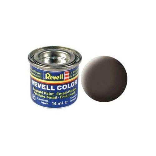 Farba olejna - Leather Brown Matt nr 84 / 14ml Revell 32184 (42021827)