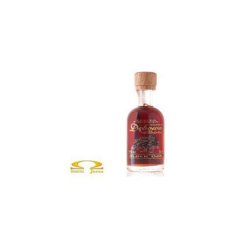 Dębowa polska Wódka dębowa black oak miniaturka 0,05l
