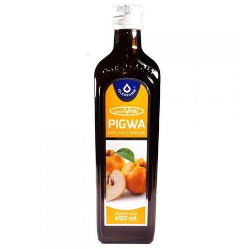 Sok z pigwy 100% sok z owoców pigwy, 490ml - Długi termin ważności! DARMOWA DOSTAWA od 39,99zł do 2kg! (5904960012408)