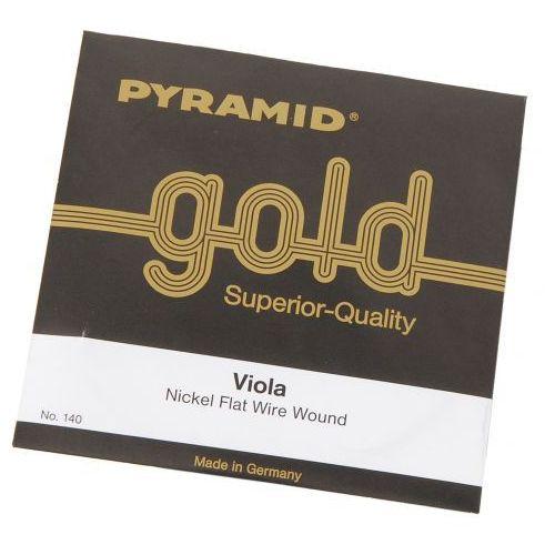 Pyramid 140101 gold struna a do altówki