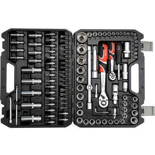 Yato Zestaw narzędziowy yt-38791 l (108 elementów) + darmowy transport!