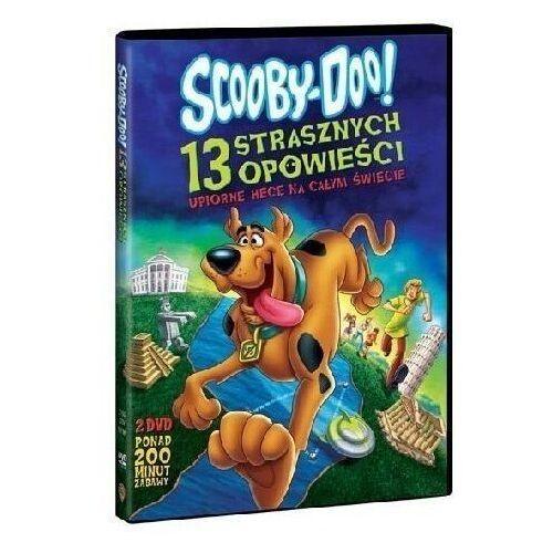 Galapagos films Scooby-doo! 13 strasznych opowieści. upiorne hece na całym świecie (2 dvd) (płyta dvd)