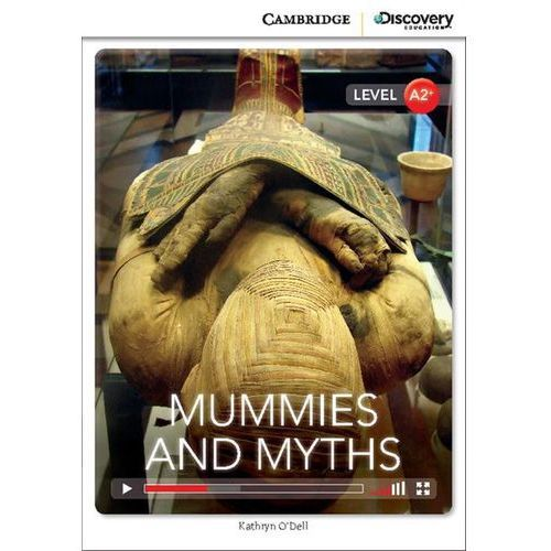 Mummies and Myths. Cambridge Discovery Education Interactive Readers (z kodem) (28 str.)