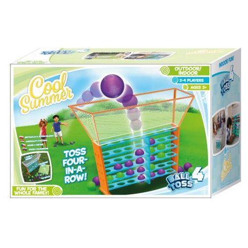 Ball toss 4 - gra plenerowa marki Tm toys