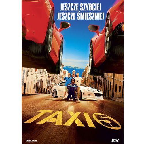 Kino świat Taxi 5 dvd (płyta dvd)