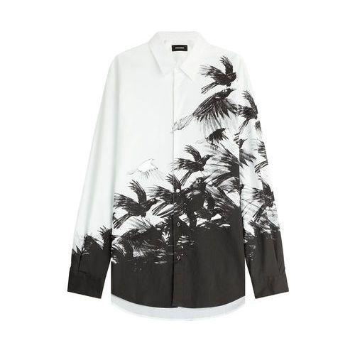 Printed Cotton Shirt Gr. 46 (koszula męska)