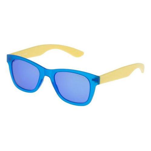 Police Okulary słoneczne sk039 exchange 3 kids polarized u43b