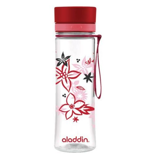 Aladdin Butelka na wodę aveo 0.6l czerwona