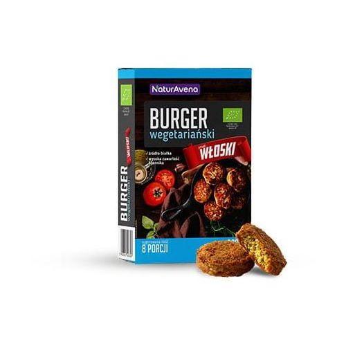 Burger wegetariański smak włoski bio 200g - marki Naturavena