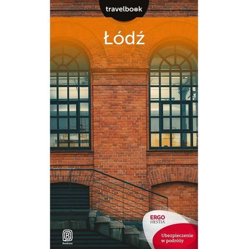 Łódź. Travelbook - Adam Warszawski (208 str.)