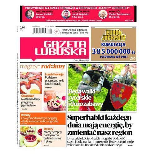 Gazeta Lubuska - B Żary, Żagań, Nowa Sól, Wschowa, Głogów, Polkowice 120/2018