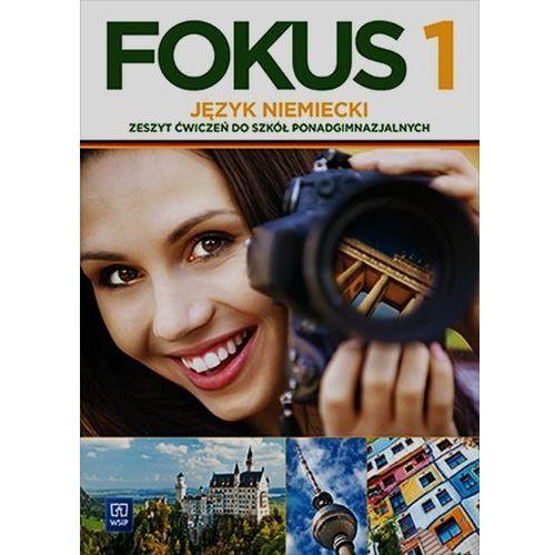Fokus 1 Język niemiecki Zeszyt ćwiczeń (60 str.)