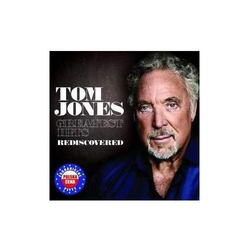 TOM JONES - GREATEST HITS-REDISCOVERED (POLSKA CENA) - Album 2 płytowy (CD) (0600753322192)